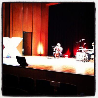 TEDxSanDiego backstage pass
