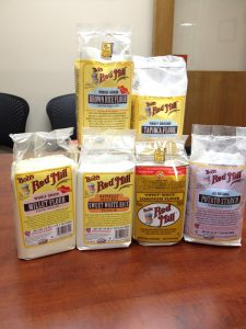 Bob's Red Mill giveaway package