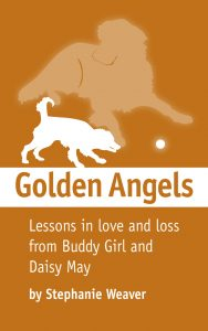 Golden Angels e-book cover by Recipe Renovator