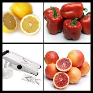 Reader sweepstakes from Recipe Renovator: Melissa's Produce and Mandoline