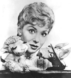 Shari Lewis and Lambchop