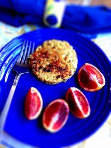 Tempeh Sausage Patty from Karma Chow Cookbook   Recipe Renovator