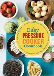 Cookbook review: The Easy Pressure Cooker Cookbook by Diane Phillips