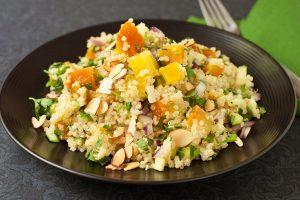 Melissas Beet Quinoa Tabouleh salad | cookbook review by Recipe Renovator