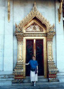 Thai temple 1990