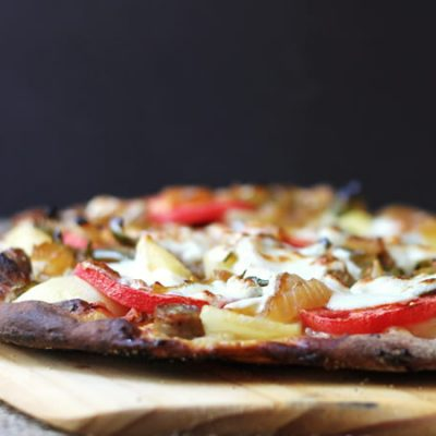 Breakfast pizza: A Dog Days of Summer post from @DBCurrie