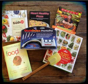 September 2013 giveaway on Recipe Renovator. Ends 9/30/13 at midnight