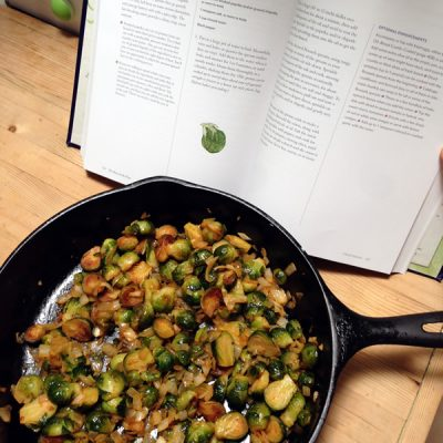 Cookbook review: Heart of the Plate by @MollieKatzen
