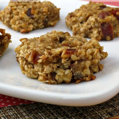 Healthy banana cookies from @AlidasKitchen