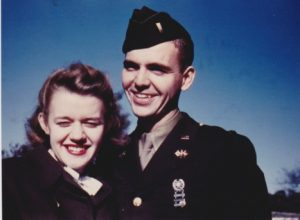 Ken and Dot Weaver 1945   Recipe Renovator