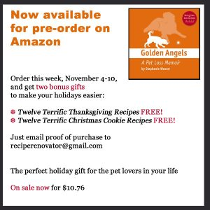 Golden Angels Amazon promotion Nov 4-10