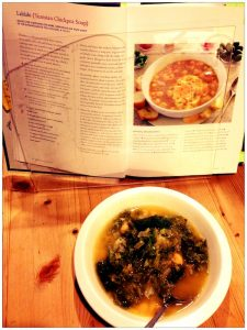 Lablabi Tunisian chickpea soup from Heart of the Plate review   Recipe Renovator