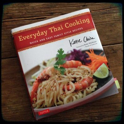 Cookbook review: Everyday Thai Cooking by Katie Chin