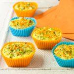 Veggie Quiche Cups from Recipe Renovator | Gluten-free, paleo, low-sodium