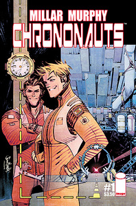 Chrononauts issue1