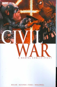 Civil war mark millar tpb