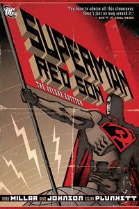Superman red sonbook