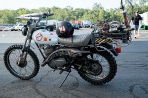 Ghostbusters new bike