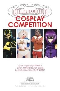 Cosplay comp