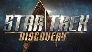 Star trek discovery title