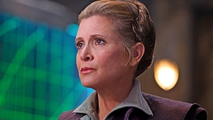 Carrie fisher star wars the force awakens leia 6