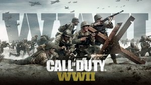 Cod wwii promotiona art