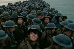 First trailer christopher nolans dunkirk