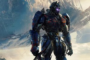 Transformers the last knight gets a uk poster