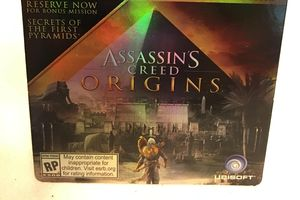 Assassins creed origins target pre order card 3024.0