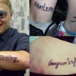 Tattoo Ragrets!