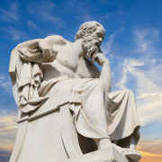 socrates thinking - mindofliberation.com