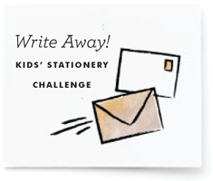 Write Away! Quickfire Kids' Stationery Challenge