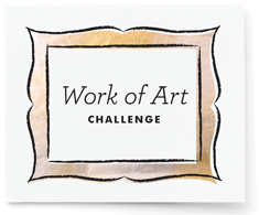 Work of Art Challenge