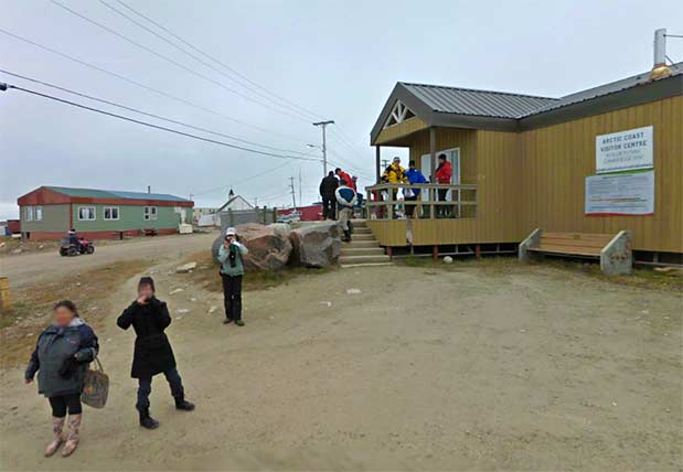 Google Maps comes to Nunavut, lets you Street View your way to an Arctic Char fishing hole