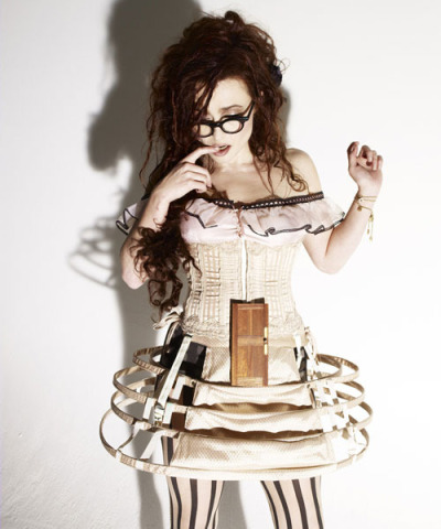 Helena Bonham Carter, absolutely adore her