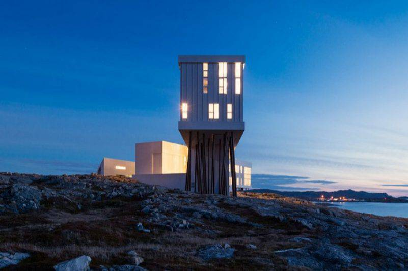 Fogo Island Inn. - SaltWire File Photo