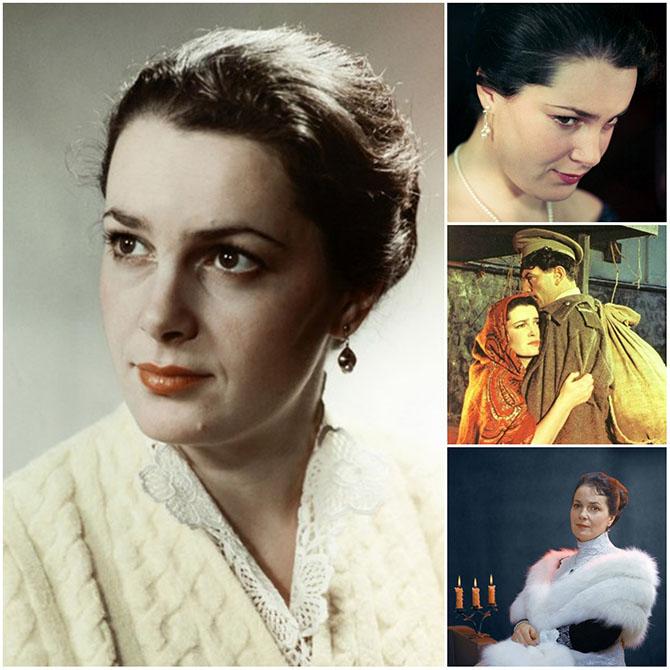 Самые известные советские актрисы