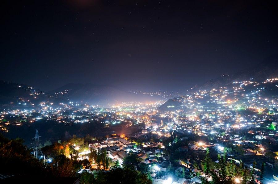 Пакистанская часть Кашмира