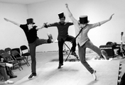 Hire a Tap Dancing Flash Mob