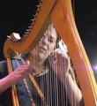 Klezmer Harpist