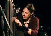 Memorial Harpist