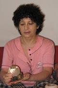 סילביה המיסטיקנית המדהימה - מומחית קלפים
