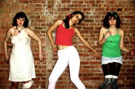 Three Sisters: Olga, Masha, Irina