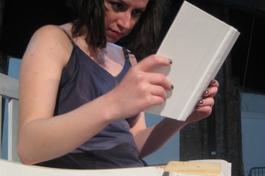 Three Sisters: Olga reads