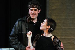 Twelfth Night - Olivia & Sebastian