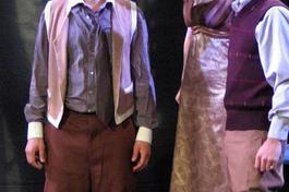 A Midsummer Night's Dream - Lysander, Helena & Demetrius