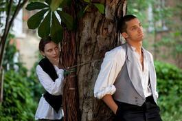Rosalind and Orlando meet...