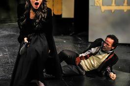 Kate & Petruchio - Taming of the Shrew