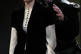 Measure for Measure - Isabella and Angelo