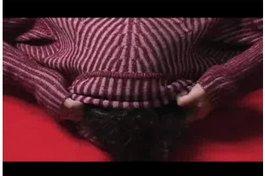 """Still from """"Hair Monster""""  © Debora Prado 2007-2009"""